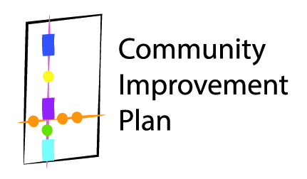 Community Improvement Plan Symbol
