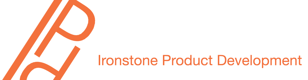 Ironstone Product Development Logo