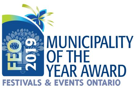 Festivals & Events Ontario - Municipality of the Year Award