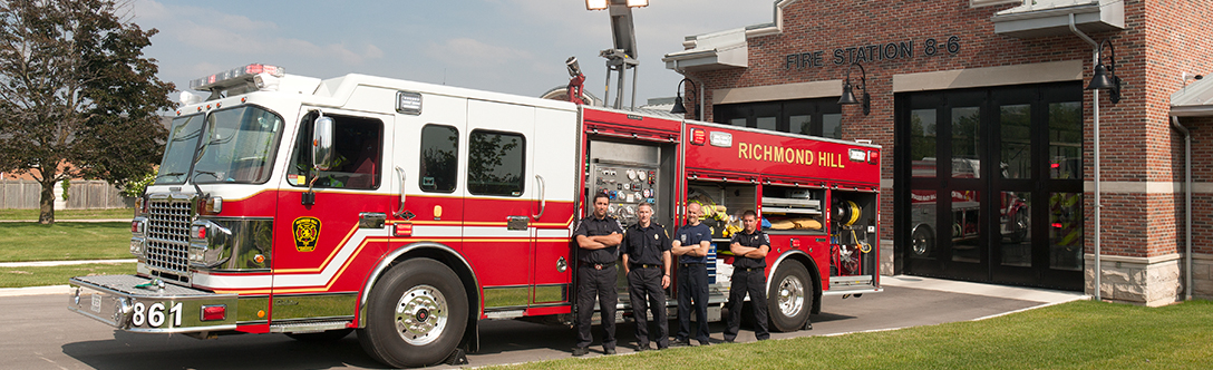 Richmond Hill Fire and Emergency Services