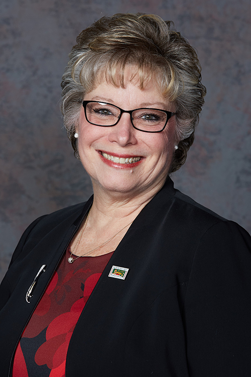 Ward 5 Councillor Karen Cilevitz