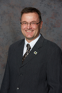 Ward 2 Councillor Tom Muench