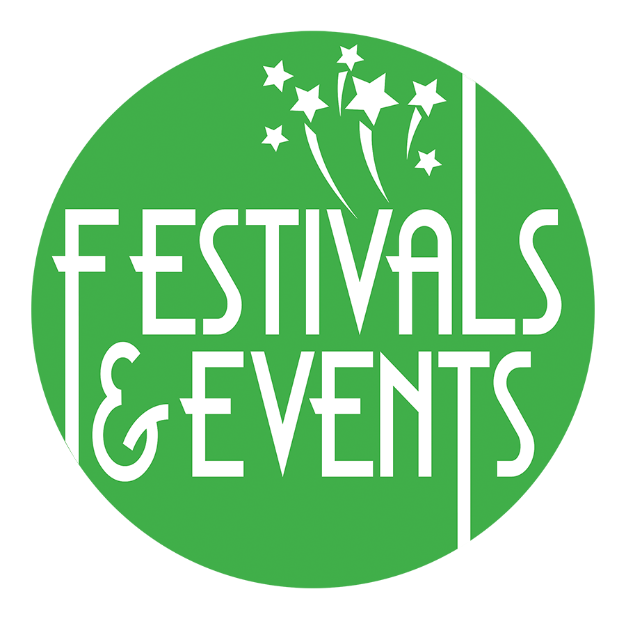 green festival and events logo