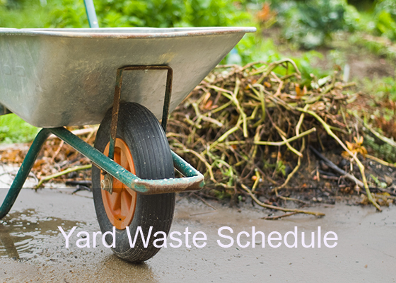 Richmond Hill Yard Waste Collection Schedule