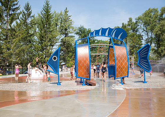 Richmond Hill Splash Pads