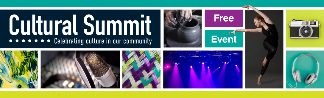 Cultural Summit - Celebrating Culture in the Community image