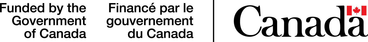 Funded by Canada logo