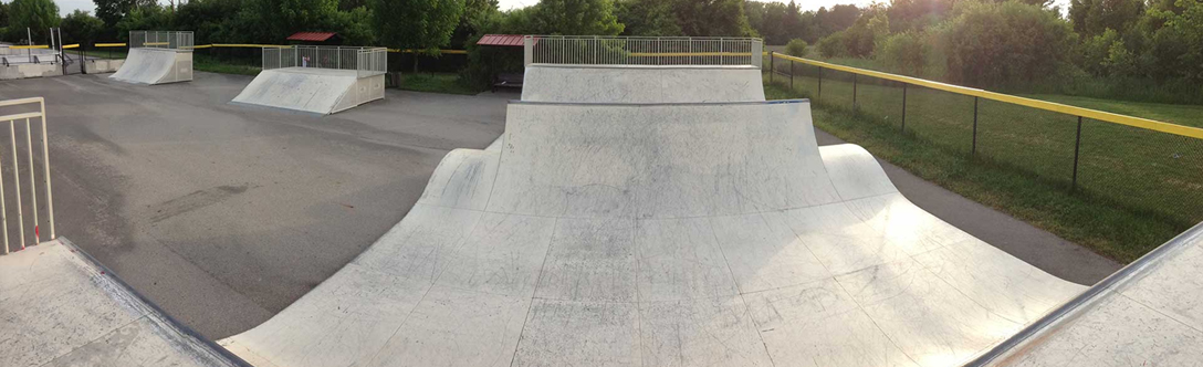 Richmond Hill Skate Park