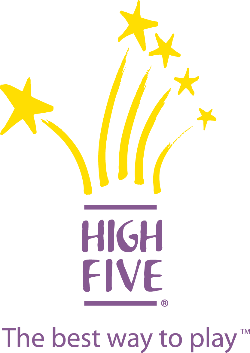 Image of HIGH FIVE LOGO